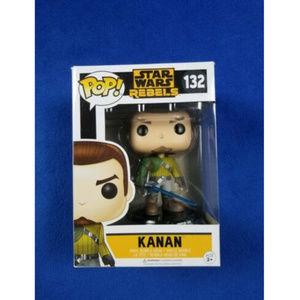 Star Wars Rebels #132 - Kanan -Funko Pop Star Wars